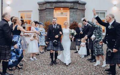 A Casual Wedding