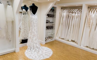 Road Map For Reopening Our Bridal Boutique
