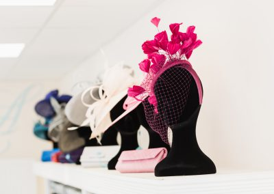 Angharad Bridal Mothers Hats
