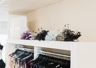 Angharad Bridal Hats