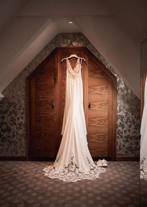 Angharad Bridal Real Bride