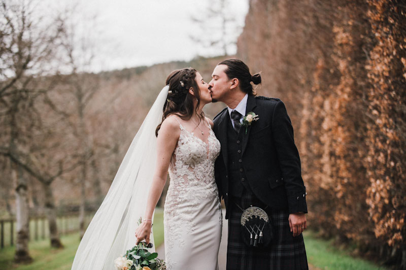 Rustic and Roses Florist - Real Wedding