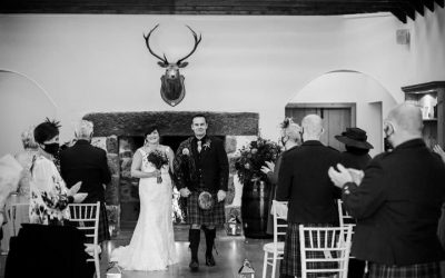 Kim and Stuart's Wedding