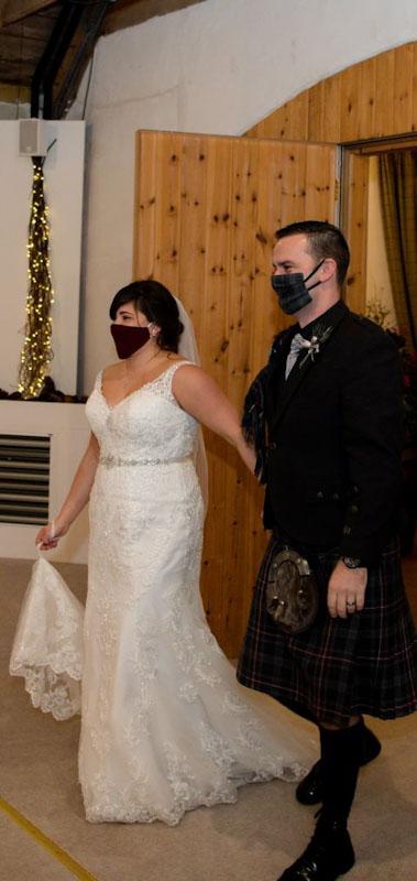 Kim and Stuart Wedding