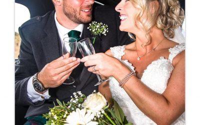 Jenny and James' Wedding